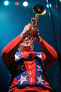 Photos of the third wave ska band Reel Big Fish performing live at the Pageant in St. Louis on November 11, 2010.