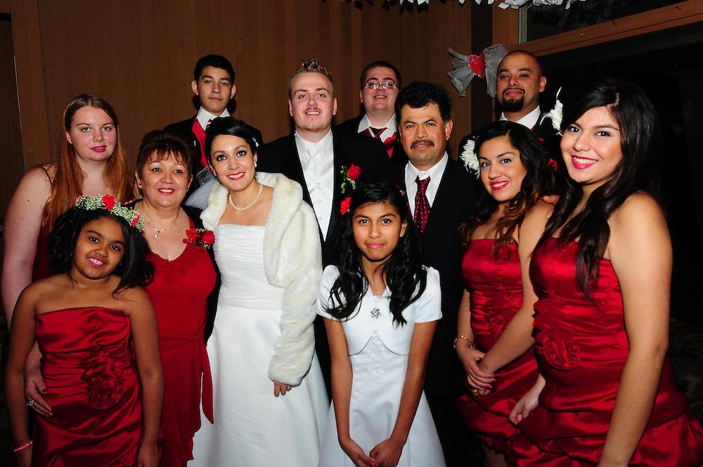 Martha and Jimmy wedding.  December 31.2011. Beaverton, OR by    Phil Sedgwick Photography.  Portland Oregon Photographer