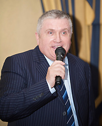 LIVERPOOL, ENGLAND - Friday, November 27, 2009: Ronnie Goodlass at the Health Through Sport charity dinner at the Devonshire House. (Photo by David Rawcliffe/Propaganda)