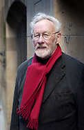 Scottish Poet and Writer Duncan Glen..Copyright Alex Hewitt/Writer Pictures.contact +44 (0)20 8241 0039.sales@writerpictures.com.www.writerpictures.com