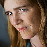 Samantha Power by Chris Maluszynski