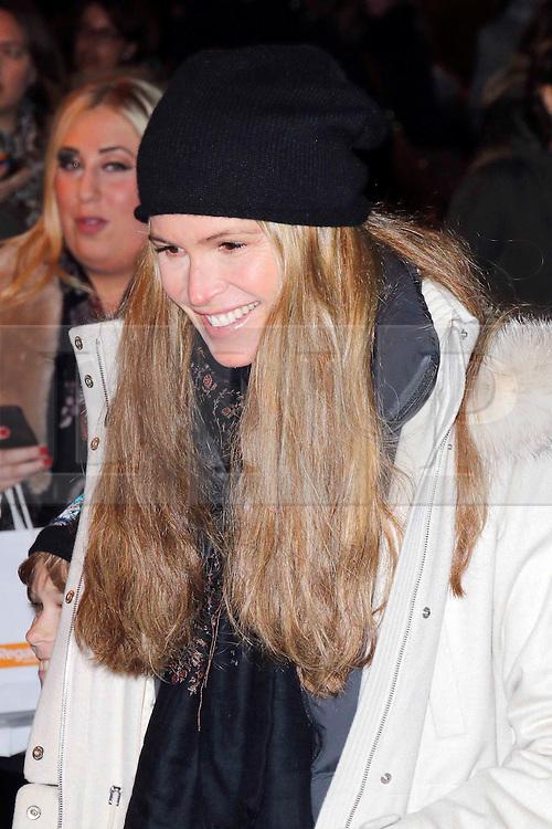 © Licensed to London News Pictures. 21/11/2013, UK. Elle MacPherson, Hyde Park Winter Wonderland VIP Opening, Hyde Park, London UK, 21 November 2013. Photo credit : Richard Goldschmidt/Piqtured/LNP