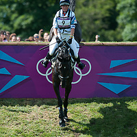 London 2012 Olympics - Eventing - Cross Country