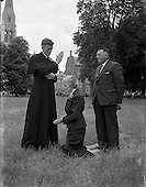 1957 - 23/06 Ordinations at Maynooth College