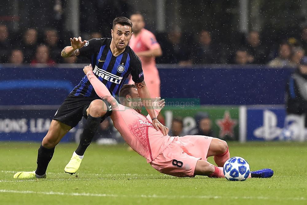 صور مباراة : إنتر ميلان - برشلونة 1-1 ( 06-11-2018 )  20181106-zaa-a181-388