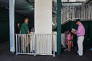 The 140th Kentucky Derby at Churchill Downs in Louisville, Kentucky on May 3, 2014.