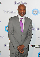 Luther Blissett, London Football Legends Dinner & Awards 2015, Battersea Evolution, London UK, 05 March 2015, Photo By Brett D. Cove