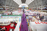UNITED KINGDOM, London: 25 January 2016 A general view of The Toy Fair at Olympia, the UK'S only dedicated game and hobby event with more than 260 toy and gaming brands. The fair runs until tomorrow. Rick Findler / Story Picture Agency