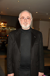 PETER EGAN at a private screening of Eating Happiness in association with the World Dog Alliance held at Mondrian London, 20 Upper Ground, London on 25th January 2016.