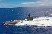 Nuclear Submarine, Oahu, Hawaii