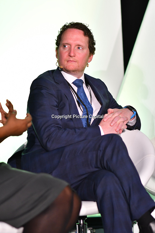 Spearkers Thomas Kearney, Deputy Chief Allied Health Professions Officer at NHS England of Prevention not cure - what is the role of personalised care?  at Elevate 2019 on 8 May 2019, at Excel London, UK.