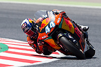 Miguel Oliveira of Portugal and Redbull Ktm Team during the race of  Moto2 of Catalunya at Circuit de Catalunya on June 11, 2017 in Montmelo, Spain.(ALTERPHOTOS/Rodrigo Jimenez)