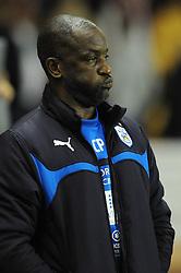 Huddersfield Town Manager, Chris Powell - Photo mandatory by-line: Dougie Allward/JMP - Mobile: 07966 386802 - 01/10/2014 - SPORT - Football - Wolverhampton - Molineux Stadium - Wolverhampton Wonderers v Huddersfield Town - Sky Bet Championship