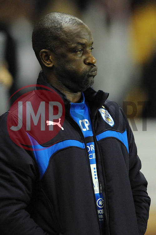 Huddersfield Town Manager, Chris Powell - Photo mandatory by-line: Dougie Allward/JMP - Mobile: 07966 386802 - 01/10/2014 - SPORT - Football - Wolverhampton - Molineux Stadium - Wolverhampton Wonderers v Huddersfield Town - Sky Bet Championship