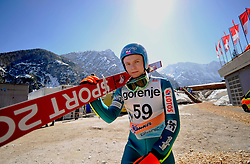 20.03.2014, Planica, Ratece, SLO, FIS Weltcup Ski Sprung, Planica, Qualifikation, im Bild Jan Ziobro // Jan Ziobro during the qualifikation of the mens individual large Hill of the FIS Ski jumping Worldcup Cup finals at Planica in Ratece, Slovenia on 2014/03/20. EXPA Pictures © 2014, PhotoCredit: EXPA/ Newspix/ Irek Dorozanski<br /> <br /> *****ATTENTION - for AUT, SLO, CRO, SRB, BIH, MAZ, TUR, SUI, SWE only*****