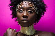 Beauty Editorial with Chaseedaw Giles.  MUA: Aitana Silvana.<br /> <br /> &copy; Dan Butler Photography - All rights are reserved. My images may not be used or edited without my permission.