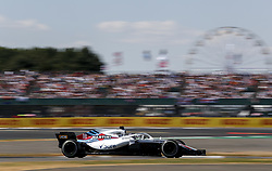 July 8, 2018 - Silverstone, Great Britain - Motorsports: FIA Formula One World Championship 2018, Grand Prix of Great Britain, .#18 Lance Stroll (CAN, Williams Martini Racing) (Credit Image: © Hoch Zwei via ZUMA Wire)