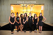 20150602 Louis Vuitton Charlotte hosted an event in partnership with the The Bechtler Museum of Modern Art at SouthPark Mall June 2nd. The reception, held in celebration of the store's recent remodel and expansion, featured and exhibition of student designed jewelry, jazz, shopping, champagne and hors d'Oeuvres.<br /> &copy; Laura Mueller<br /> www.lauramuellerphotography.com