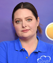 February 20, 2019 - Hollywood, California, U.S. - Lauren Ash on the carpet at the NBCUniversal Mid Season Press Junket at Universal Studios. (Credit Image: © Lisa O'Connor/ZUMA Wire)