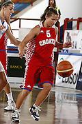 DESCRIZIONE : Porto San Giorgio Torneo Internazionale Basket Femminile Italia Croazia<br /> GIOCATORE : Iva Ciglar<br /> SQUADRA : Croazia<br /> EVENTO : Porto San Giorgio Torneo Internazionale Basket Femminile<br /> GARA : Italia Croazia<br /> DATA : 28/05/2009 <br /> CATEGORIA : palleggio<br /> SPORT : Pallacanestro <br /> AUTORE : Agenzia Ciamillo-Castoria/E.Castoria