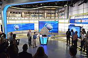 Fox Sports dedication ceremony of the Race Hub Studio in honor of the late Steve Byrnes.
