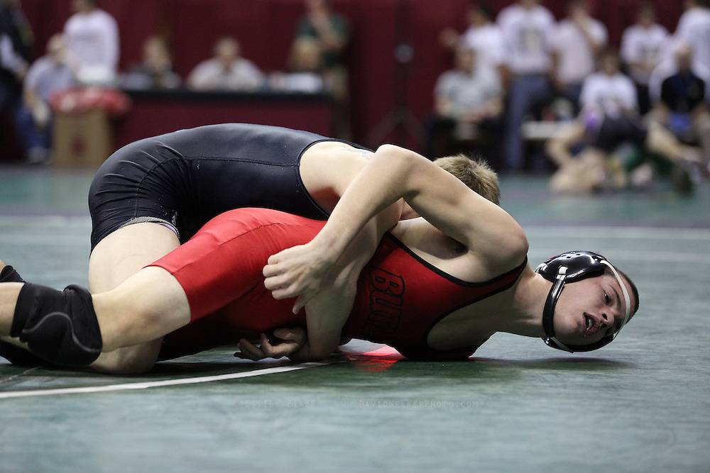 Images from the 2014 MSHSAA Wrestling Championships at Mizzou Arena on February 21, 2014 in Columbia. (David Welker)