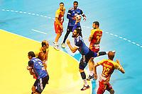 Nikola Karabatic - 03.05.2015 - France / Macedoine - Qualifications Championnats d'Europe -Toulouse<br />Photo : Manuel Blondeau / Icon Sport