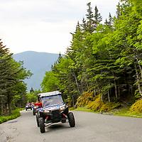 Gerry Pomerleau Memorial ATV Ride up Mt. Washington, NH