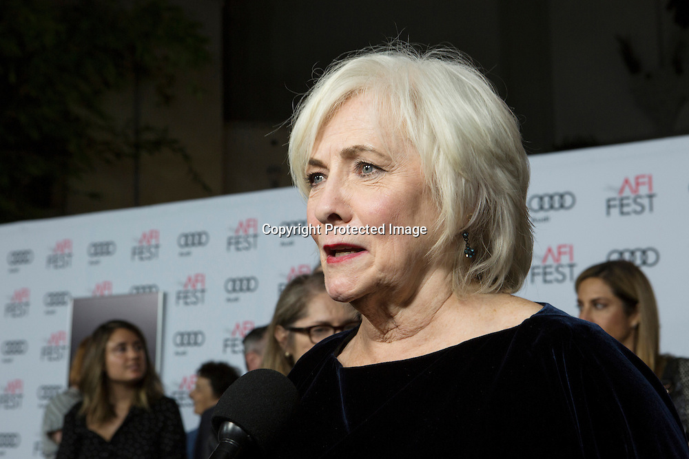 Actress Betty Buckley attends Split premiere at AFI Fest 2016 presented by AUDI at TCL Chinese Theatre in Hollywood, CA on November 15
