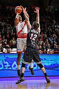 Salumu Jean<br /> Pallacanestro Varese - S.Oliver Wuzburg<br /> FIBA Europe Cup 2018/2019<br /> Semi-Finals Gameday 1 - Game 1 <br /> Varese 10 April 2019<br /> Foto Mattia Ozbot / Ciamillo-Castoria