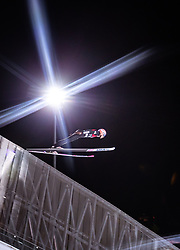 08.03.2019, Holmenkollen, Oslo, NOR, FIS Weltcup Skisprung, Raw Air, Oslo, Qualifikation, Herren, im Bild Kubacki Dawid (POL) // Kubacki Dawid of Poland during the men's Qualification of the Raw Air Series of FIS Ski Jumping World Cup at the Holmenkollen in Oslo, Norway on 2019/03/08. EXPA Pictures © 2019, PhotoCredit: EXPA/ JFK