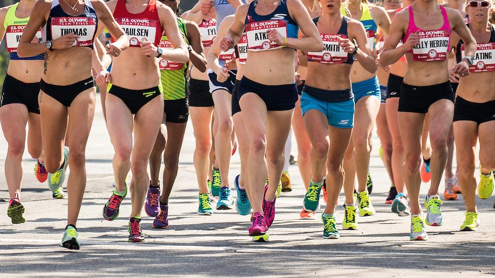 USA Olympic Team Trials Marathon 2016,