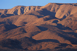 Anza-Borrego S.P., CA. Vallecito Mtns. Colorado Desert.