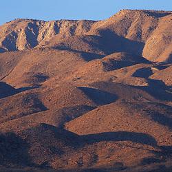 Anza-Borrego S.P., CA. Vallecito Mtns. Colorado Desert.