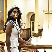 International United Miss United Kingdom 2019, Ophelia Charles  the Mr & Miss Congo 2020,on 29th Febryary 2020 at Old Townhall,Stratford, London, UK
