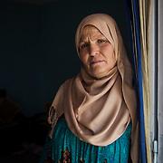 madre di Mohammed, partito la Siria e ora da due anni in un carcere siriano.