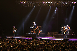 June 30, 2018 - Milwaukee, Wisconsin, U.S - KRYZ REID, ALEX KOPP, STEPHAN JENKINS, ALEX LECAVALIER and BRAD HARGREAVES of Third Eye Blind perform live at Henry Maier Festival Park during Summerfest in Milwaukee, Wisconsin (Credit Image: © Daniel DeSlover via ZUMA Wire)