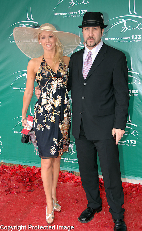 Joey Fatone and Kym Johnson (Dancing with the Stars)