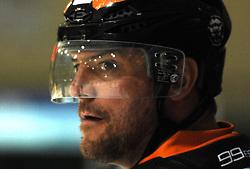 25.02.2010, Eisstadion Liebenau, Graz, AUT, EBEL, Graz 99ers vs KHL Zagreb, im Bild Eric Healey (33, 99ers), EXPA Pictures © 2010, PhotoCredit: EXPA/ J. Hinterleitner / SPORTIDA PHOTO AGENCY.
