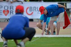 04/08/2017; Behind the scenes at 2017 World Para Athletics Junior Championships, Nottwil, Switzerland