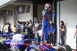 November 17, 2019, Sao Paulo, Brazil: Motorsports: FIA Formula One World Championship 2019, Grand Prix of Brazil, . #10 Pierre Gasly (FRA, Red Bull Toro Rosso Honda) (Credit Image: © Hoch Zwei via ZUMA Wire)