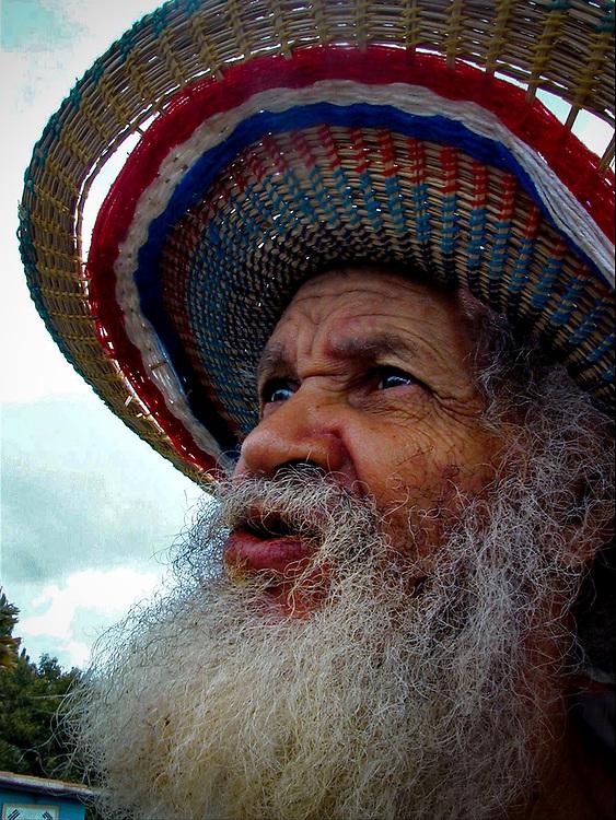 EL CAIMAN DE SANARE<br /> Sanare, Estado Lara - Venezuela 2004<br /> Photography by Aaron Sosa