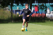 Dundee&rsquo;s Lewis Spence -  Dundee FC - Pre-season training at University Grounds, Riverside, Dundee, Photo: David Young<br /> <br />  - &copy; David Young - www.davidyoungphoto.co.uk - email: davidyoungphoto@gmail.com