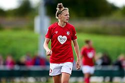 Yana Daniels of Bristol City - Mandatory by-line: Ryan Hiscott/JMP - 29/09/2019 - FOOTBALL - SGS College Stoke Gifford Stadium - Bristol, England - Bristol City Women v Chelsea Women - FA Women's Super League