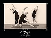 3 Yogis Calendar