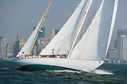 Black Watch racing the Liberty Race during New York Classic Week