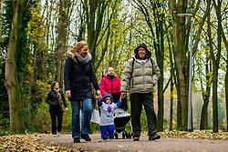 22-11-2018 NED: Nationale Diabetes Challenge en OCPD, Almere<br /> Diverse gezondheidscentra, huisartsenpraktijken en fysiotherapie praktijken zijn met ondersteuning van de BvdGF gestart met een lokale wandel challenge voor OCPD patiënten .