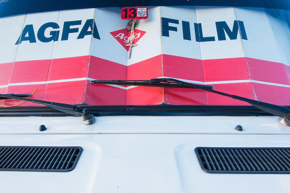 Agfa sun shield.