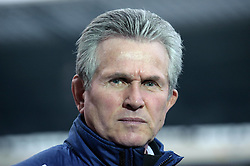 21.02.2010, Weser Stadion, Bremen, GER, 1.FBL, Werder Bremen vs Bayer Leverkusen, im Bild  Jupp Heynckes ( Leverkusen # Coach - Trainer )  EXPA Pictures © 2010, PhotoCredit: EXPA/ nordphoto/ Kokenge / for Slovenia SPORTIDA PHOTO AGENCY.