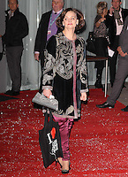 """LONDON - DECEMBER 14:   Cherie Blair attends the special performance of """"The Nutcracker"""" at the London Coliseum, London, UK on December 14, 2011. (Photo by Richard Goldschmidt)"""
